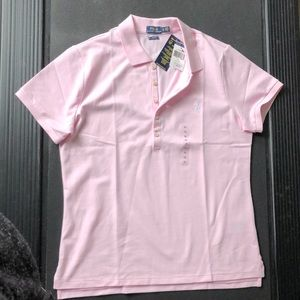 NWT Polo Ralph Lauren pink size XL